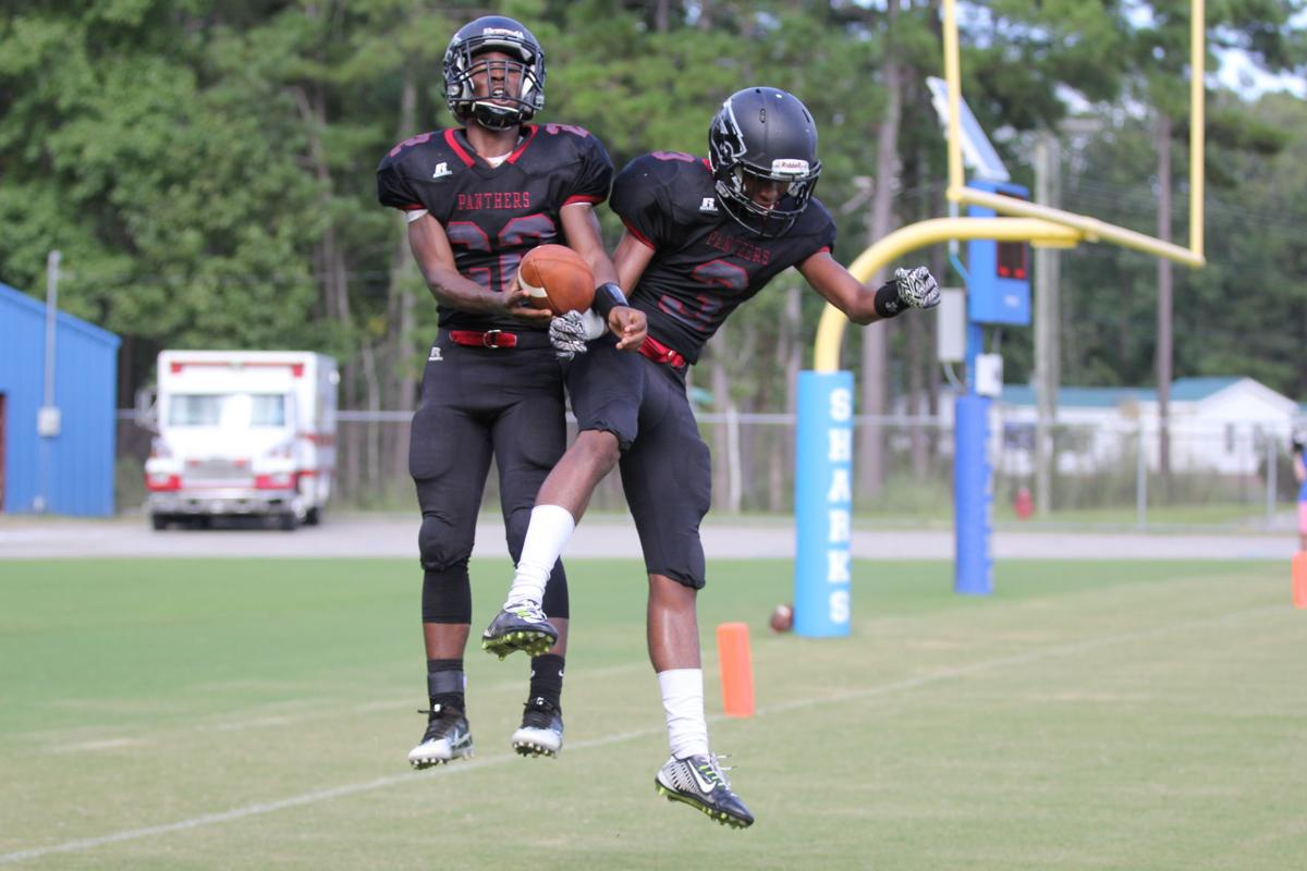 Panthers Move To 2 0 With Win Over St James Carolina Forest