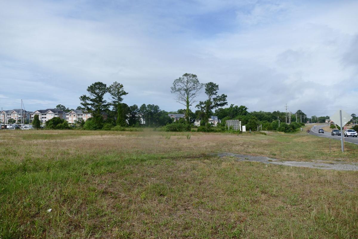 Coquina Harbor High Rise land