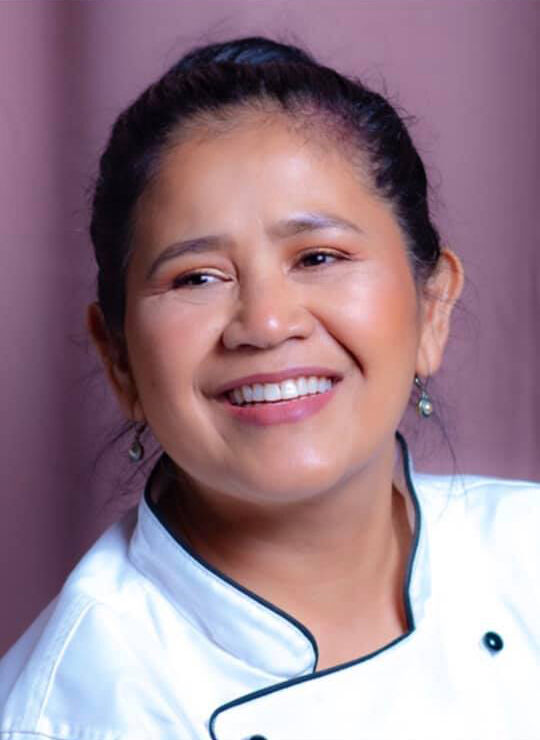 Chef Laura Smith