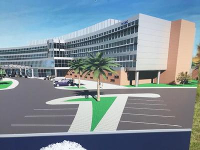 CMC Carolina Forest rendering