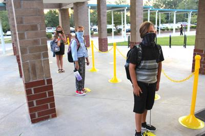 pic CES first day of school 2020_3