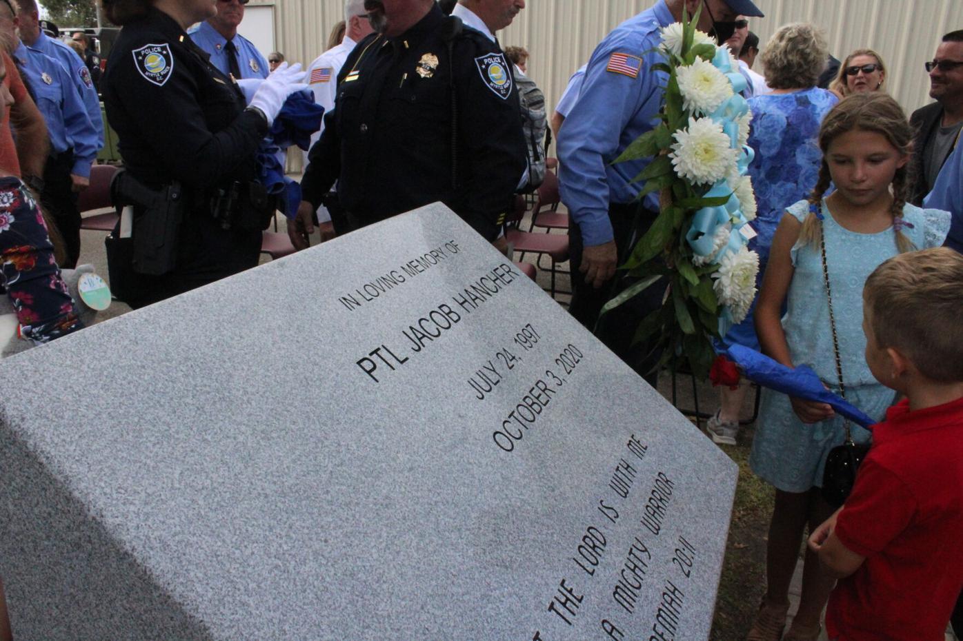 Hancher memorial 2