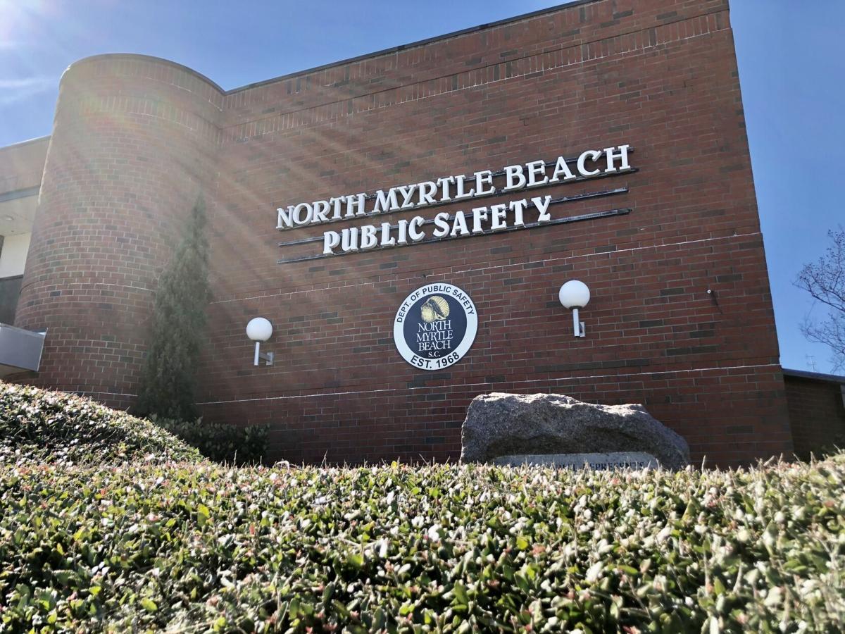 North Myrtle Beach Department of Public Safety