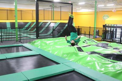 Business Taking Off For Myrtle Beach Trampoline Park Business