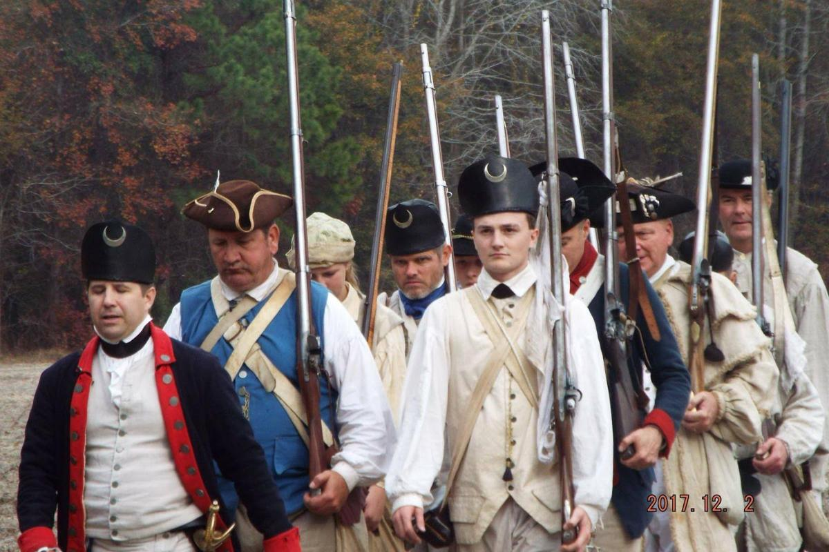 Lake City festival focuses on the American Revolution and The Swamp Fox