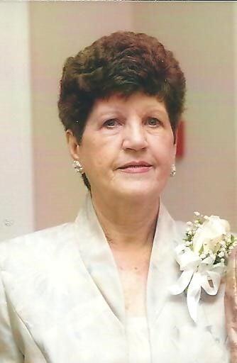 Mary Frances Gillilan