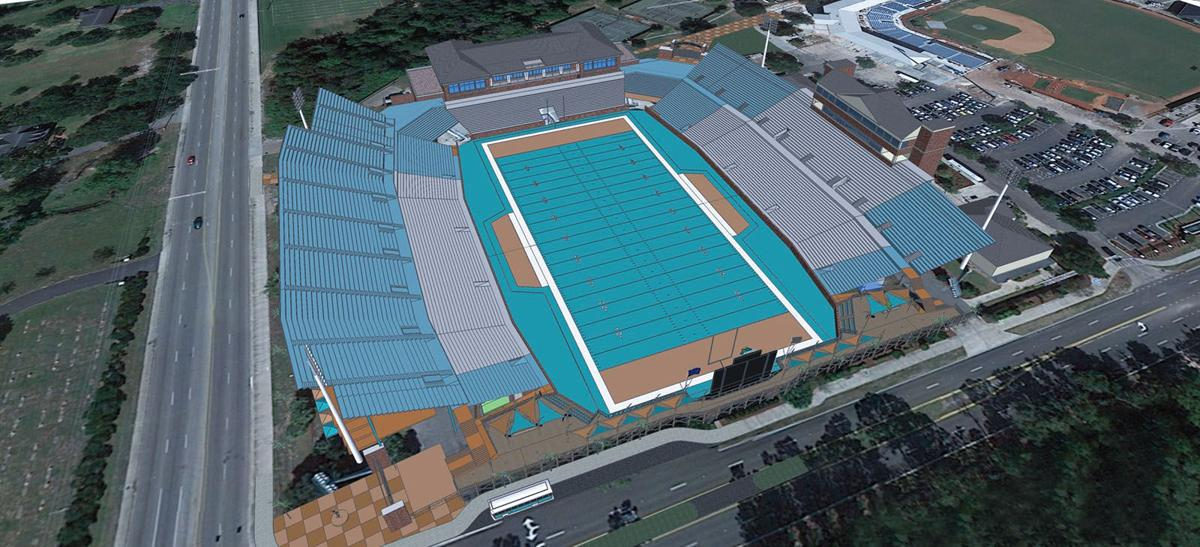 Coastal carolina university board approves football stadium coastal carolina university board approves football stadium expansion funding sciox Gallery