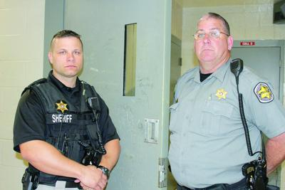 Duo hopes a night in lockup will keep Horry's teens out of