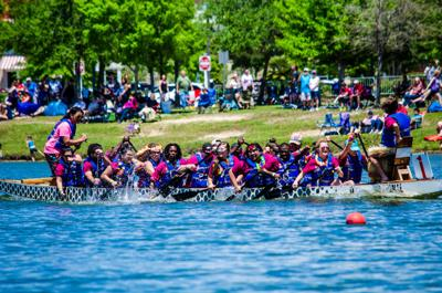 Ground Zero Dragon Boat Festival