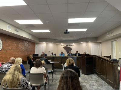 Loris City Council