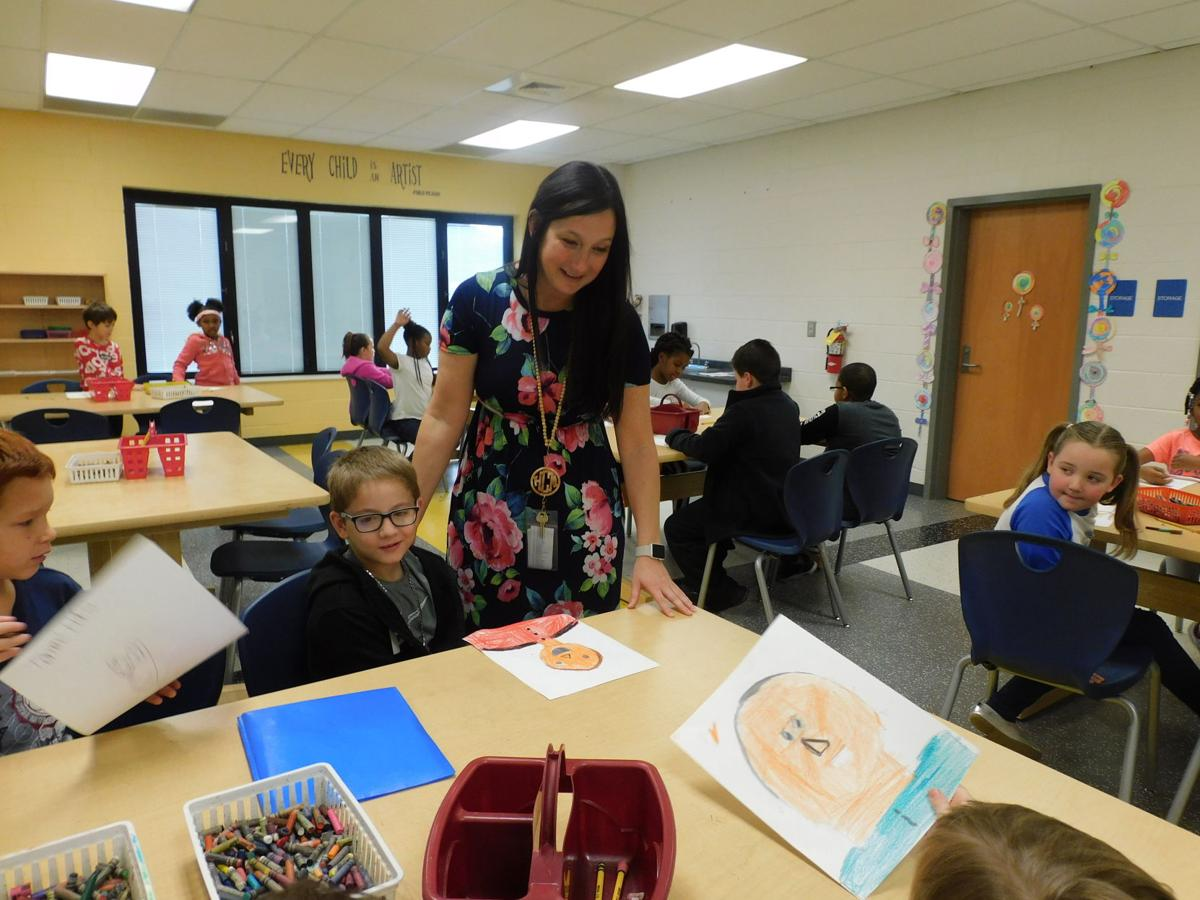 Reading is a passion for Loris Elementary Teacher of the Year