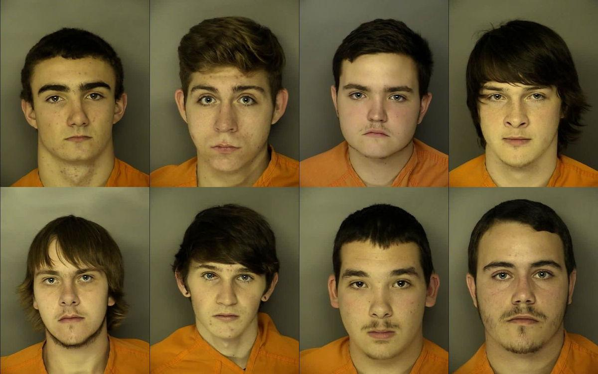 Eight charged in Socastee High School bullying case