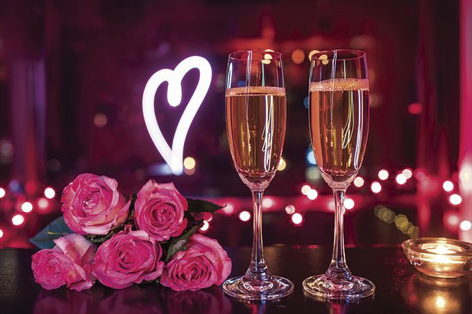 Celebrate Valentine's Day with oysters, carriage rides and more