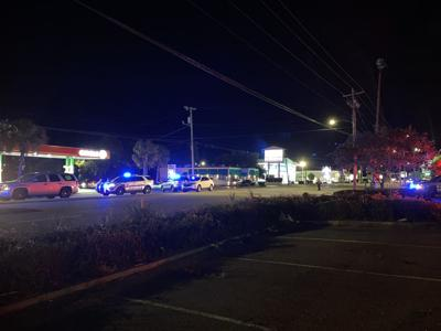 Myrtle Beach police involved shooting 2