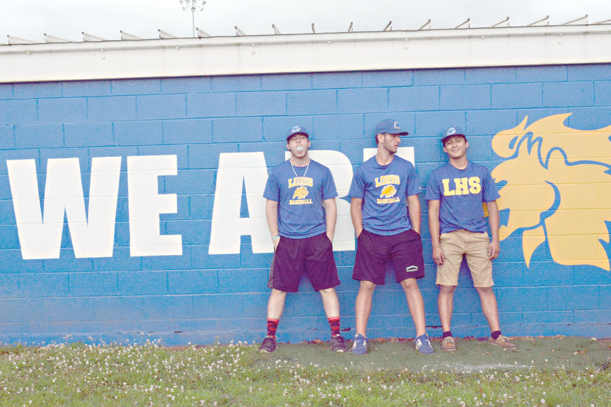 Three LHS graduates will be playing college baseball