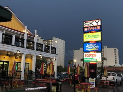 Sky Bar on Main Street