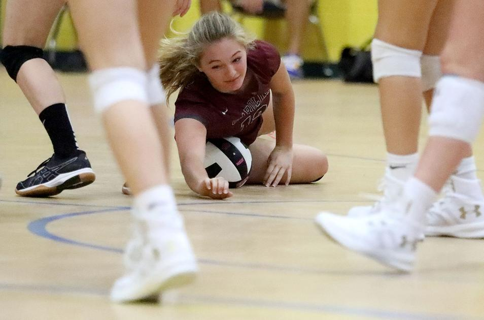71f38fce S.C. High School League extends sports season for volleyball ...