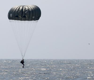Why special ops forces are parachuting off the coast of North Myrtle, again