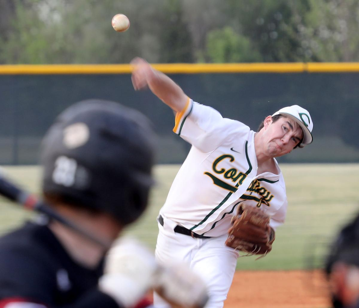 Conway pitcher drawing attention as potential pro vs  CCU