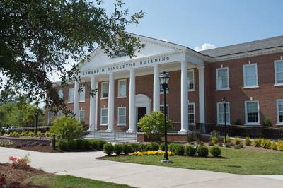 CCU Singleton Building