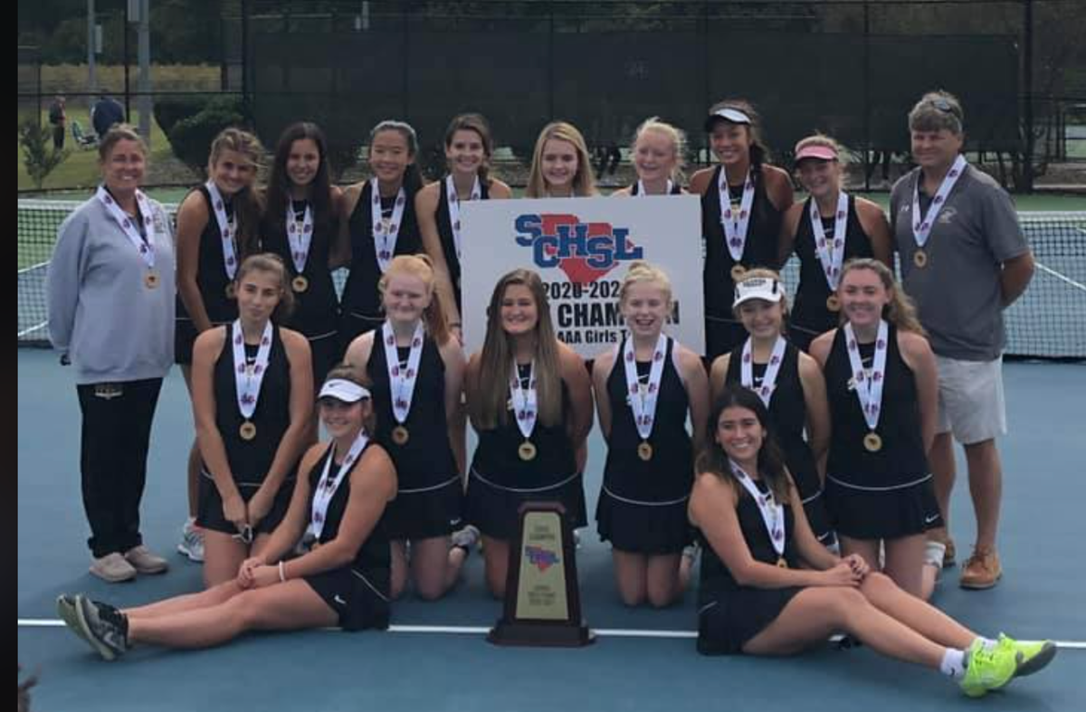 Socastee girls tennis team wins state title