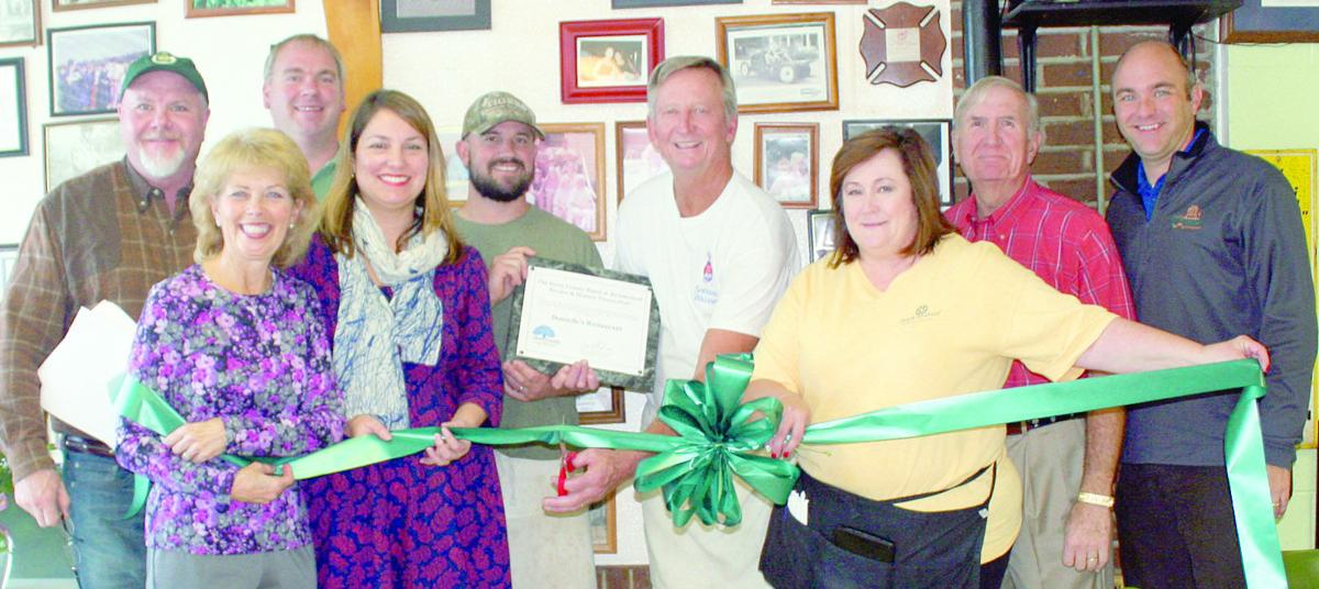 Conway Businesses Applauded For 50, Hucks And Washington Furniture Company