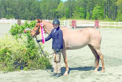 Aynor girl to compete in Bluegrass horse country