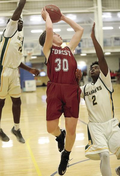 Carolina Forest High basketball