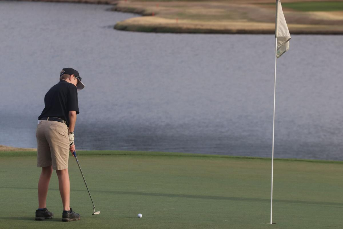Socastee seventh grader drives, chips and putts his way to Augusta