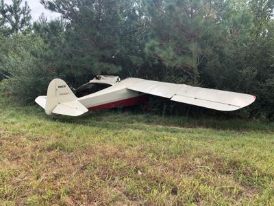 Plane crash in Longs