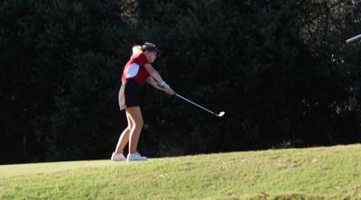 Golfer Madison Marion