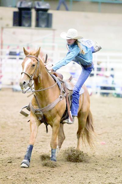 Aynor's Johnson enjoys rodeo thrills and spills