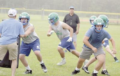 Conway Christian football in second year