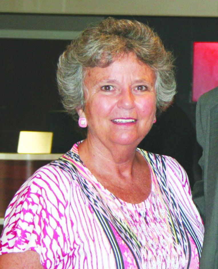 Liz Gilland