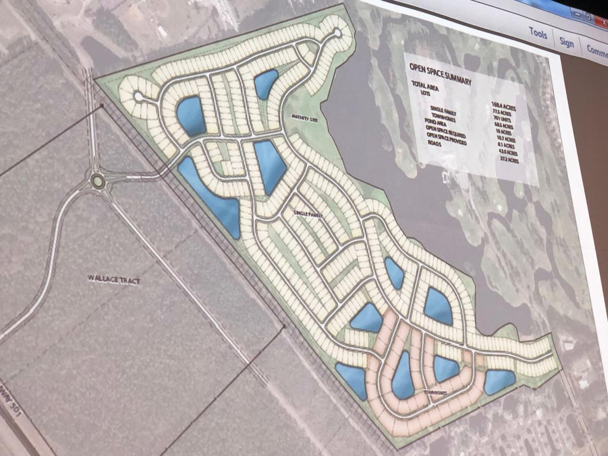 Wizzard site plan