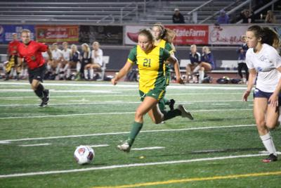 MB Girls Soccer v Hilton Head ILB