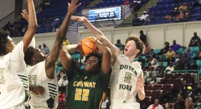 Conway falls to Dutch Fork