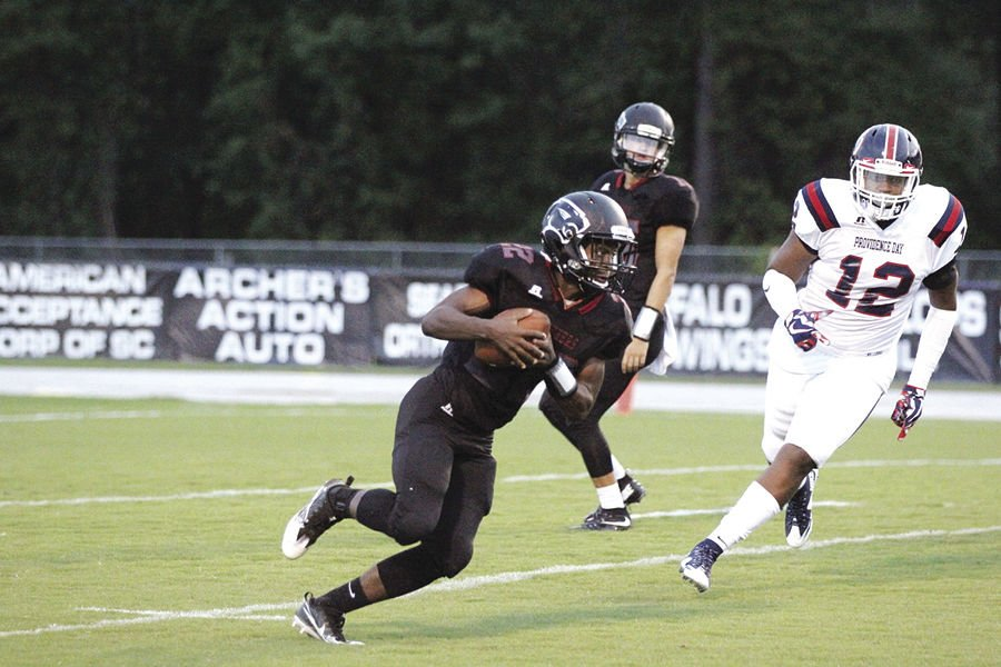 Panthers Season Ends At Fort Dorchester Football Myhorrynews Com