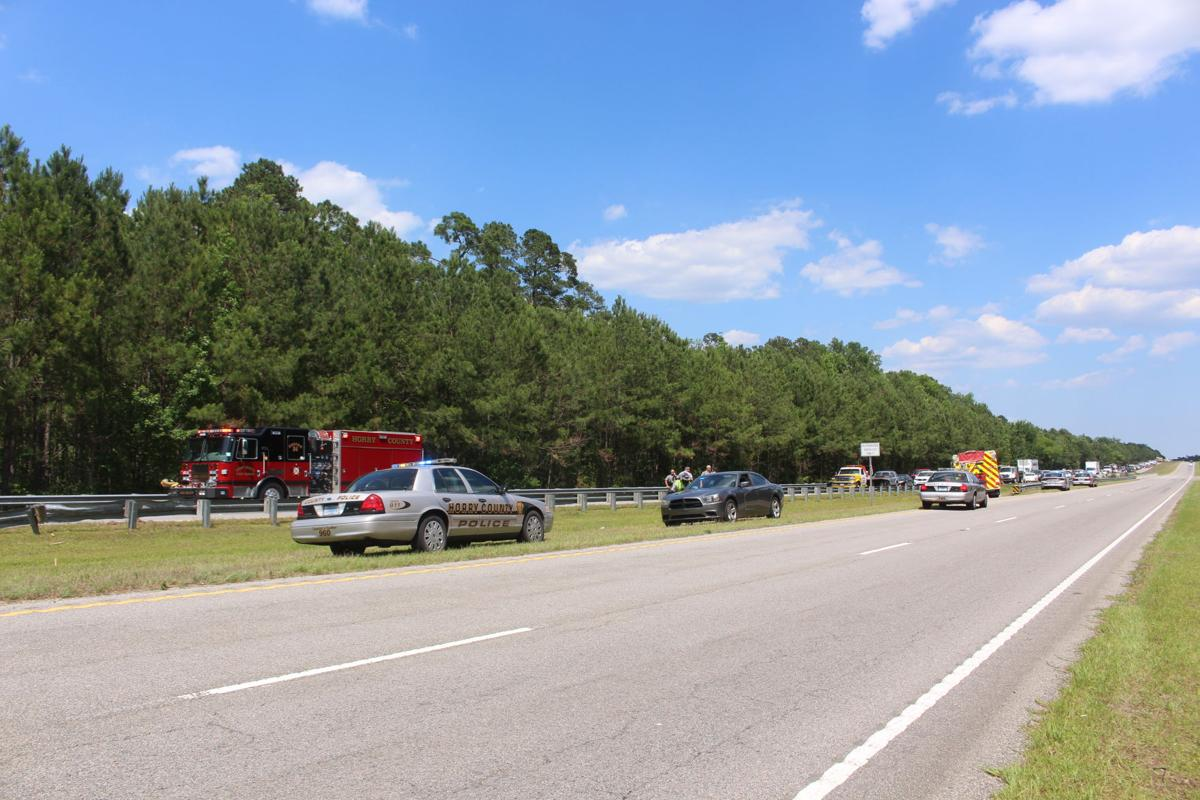 Yearold Woman Dead After Collision On SC News - Accident on us 701 conway sc map