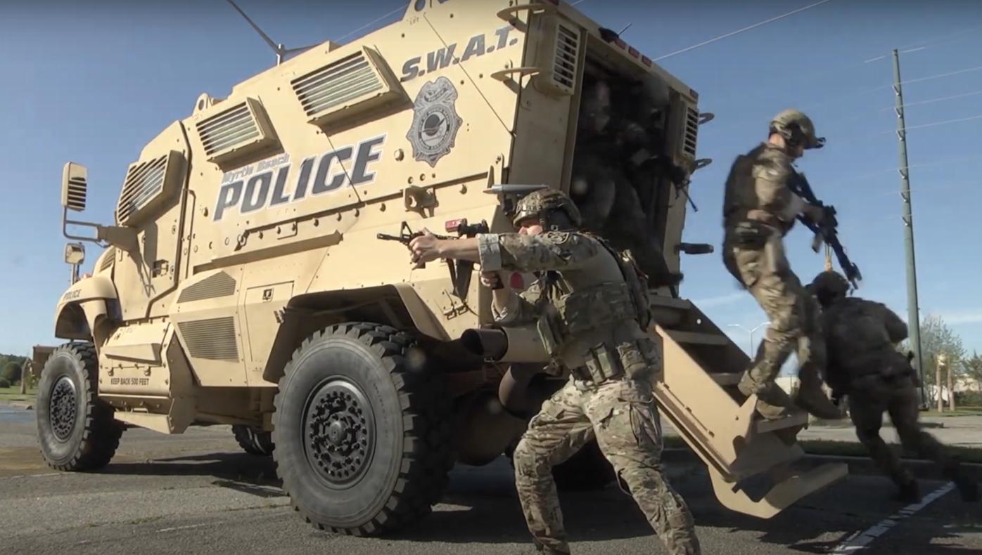 Myrtle Beach Police Department Recruitment Video