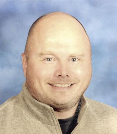 MES teacher Josh Brown