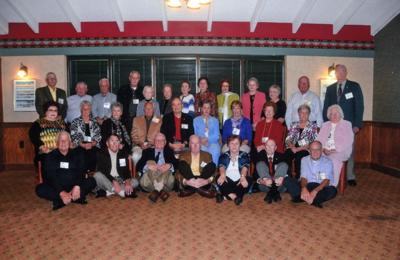 Loris High School Class of 1953 reunion