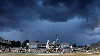 Kickoff Classic cut short by stormy weather