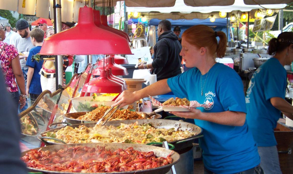 Enjoy fresh seafood, live music at ShrimpFest