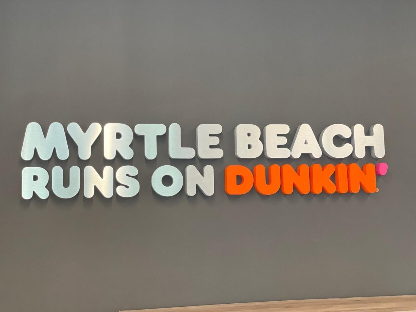 New Dunkin Donuts Myrtle Beach