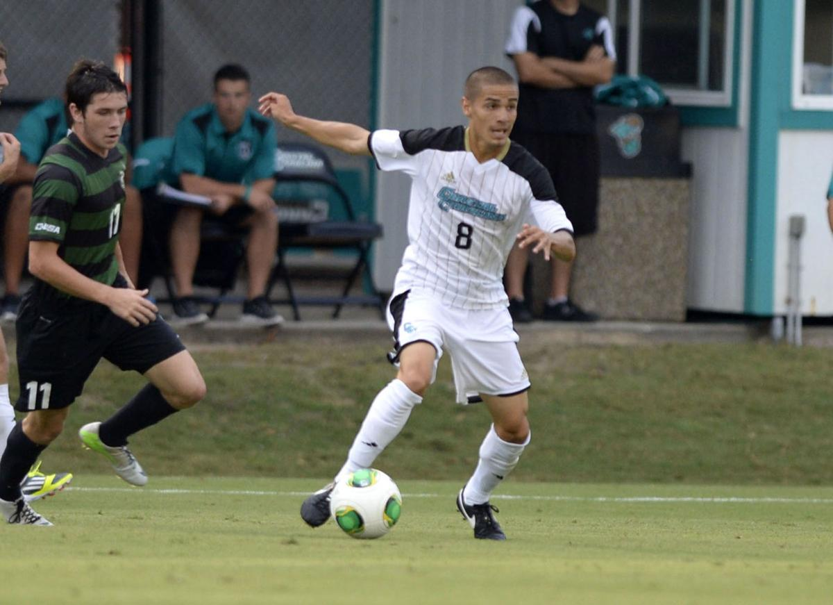 Former Coastal soccer players hoping for success as pro leagues restart