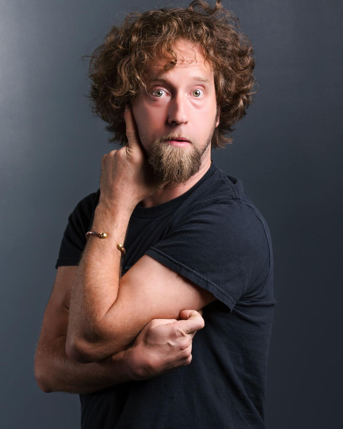 Josh Blue brings act back to Comedy Cabana March 21-23