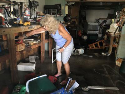 Linda Eleuteri damage in Cherry Grove