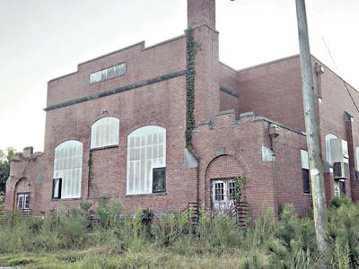 Old Loris High School