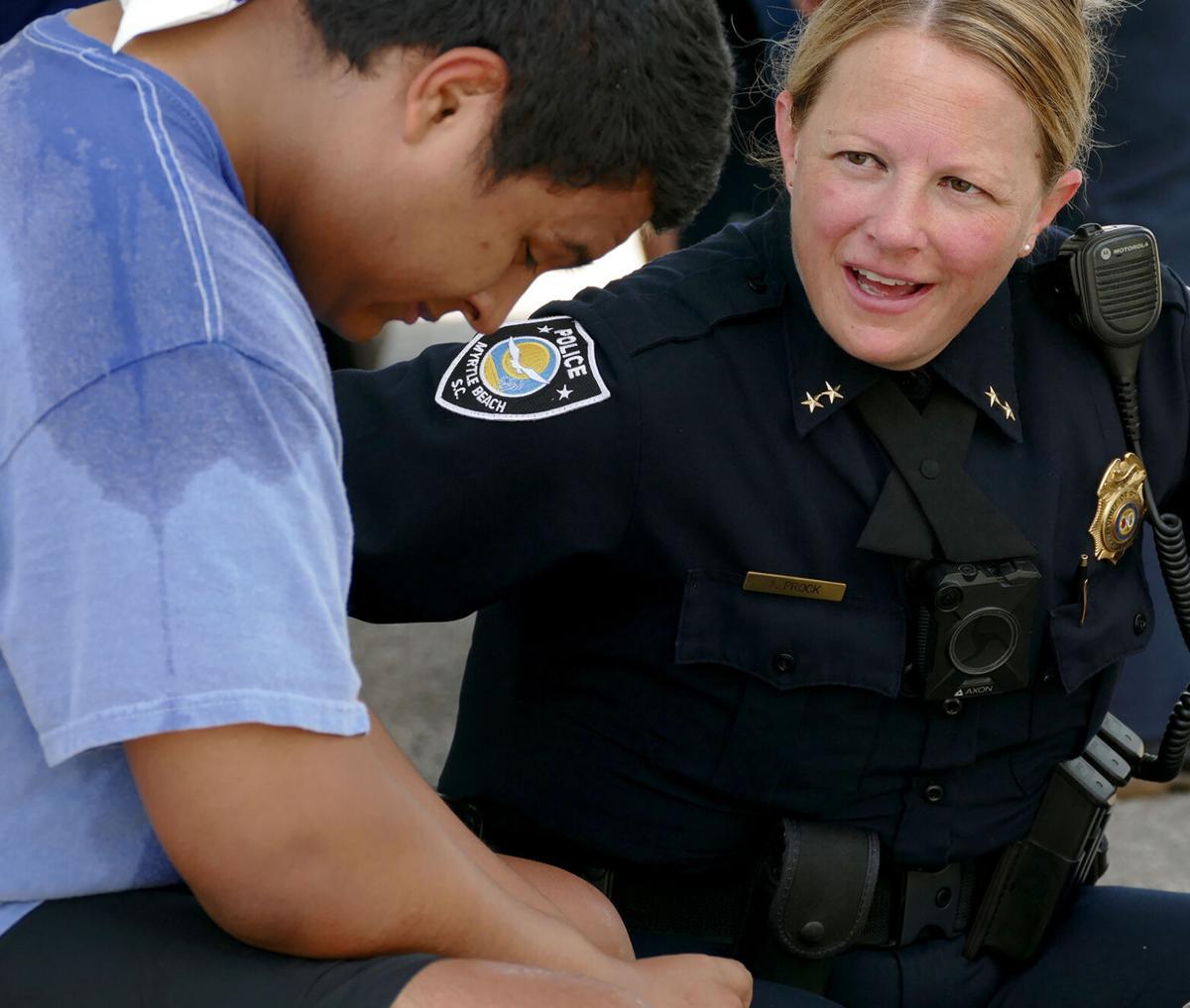 0717 MBPD police recruiting_JM01.JPG